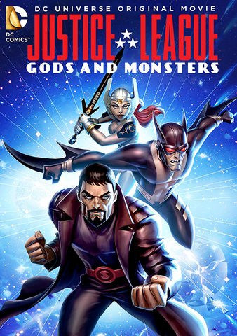 Justice League: Gods and Monsters [Ultraviolet - HD]