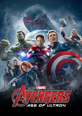 Avengers: Age of Ultron [VUDU, iTunes, Movies Anywhere - HD]