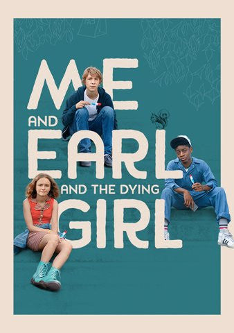 Me, Earl, and the Dying Girl [Ultraviolet OR iTunes - HDX]