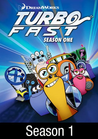 Turbo Fast: Season 1 [Ultraviolet - HD]