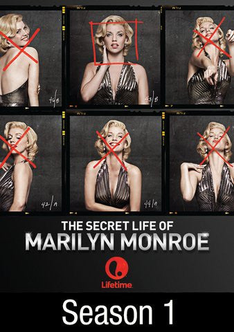 The Secret Life of Marilyn Monroe (mini series) [Ultraviolet - SD]