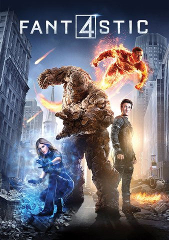 Fantastic Four [Ultraviolet OR iTunes - HDX]