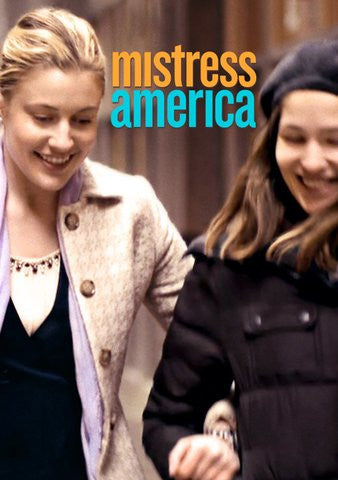 Mistress America [Ultraviolet OR iTunes - HDX]