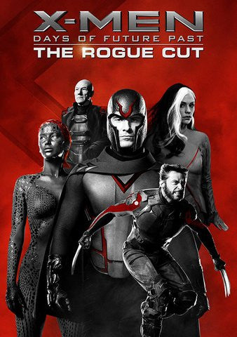 X-Men: Days of Future Past (The Rogue Cut) [Ultraviolet - HD]