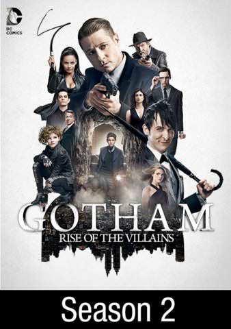 Gotham - Season 2 [Ultraviolet - HD]