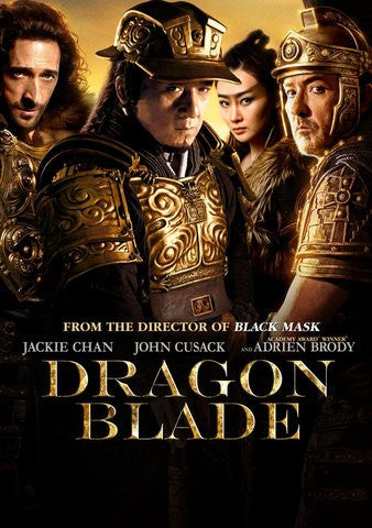 Dragon Blade [Ultraviolet - SD]