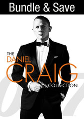 The Daniel Craig James Bond Collection (3 movies!) [Ultraviolet - HD]