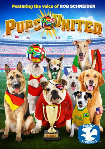 Pups United [Ultraviolet - HD]