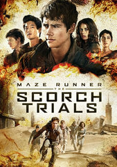 Maze Runner: The Scorch Trials [VUDU - HD or iTunes - HD via MA]