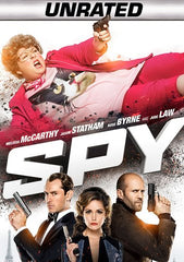 Spy (Unrated) [Ultraviolet OR iTunes - HDX]