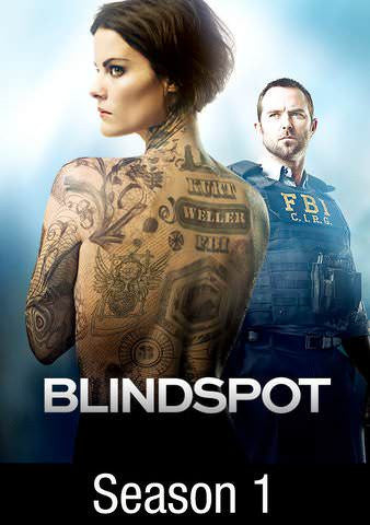 Blindspot - Season 1 [Ultraviolet - HD]