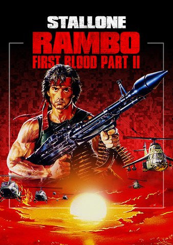 Rambo: First Blood Part 2 [Ultraviolet - HD]