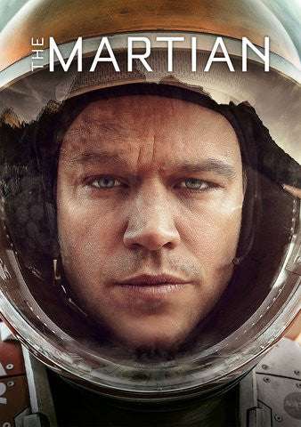 The Martian [Ultraviolet OR iTunes - HDX]