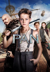 Pan [VUDU - 4K UHD or iTunes - 4K UHD via MA]