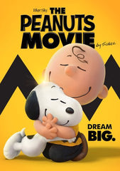 The Peanuts Movie [Ultraviolet OR iTunes - HDX]