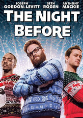 The Night Before [VUDU - SD or iTunes - SD via MA]