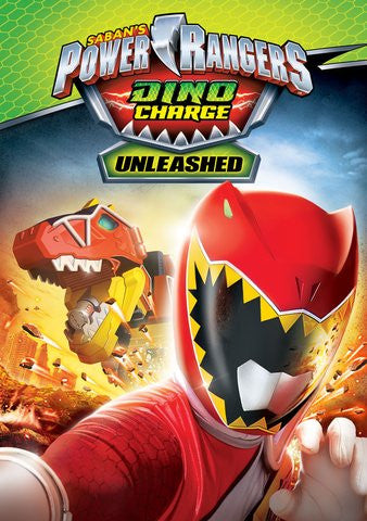 Power Rangers Dino Charge: Unleashed [Ultraviolet - SD]