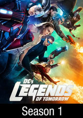 DC's Legends of Tomorrow - Season 1 [Ultraviolet - HD]