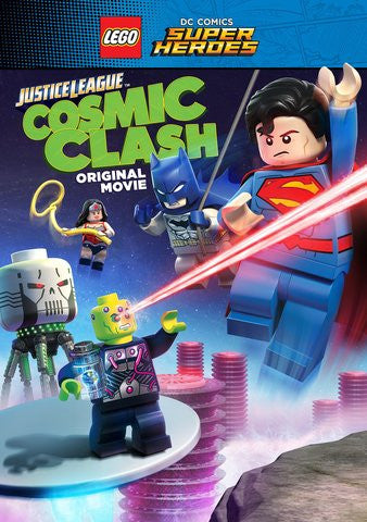 Lego DC Comics Super Heroes: Justice League - Cosmic Clash [Ultraviolet - HD]