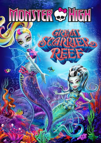 Monster High: Great Scarier Reef [Ultraviolet - HD]