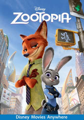 Zootopia [VUDU, iTunes, OR Disney - HD]