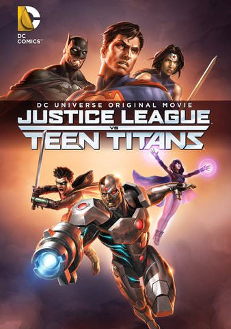 Justice League vs. Teen Titans [Ultraviolet - HD]
