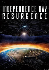Independence Day: Resurgence [Ultraviolet OR iTunes - HDX]