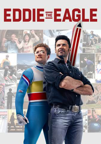 Eddie the Eagle [Ultraviolet OR iTunes - HDX]