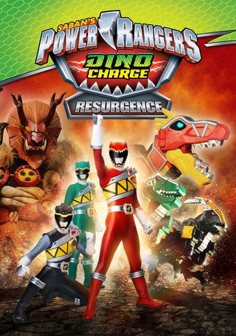 Power Rangers Dino Charge: Resurgence [Ultraviolet - SD]
