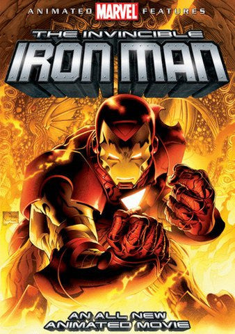 The Invincible Iron Man [Ultraviolet - HD]