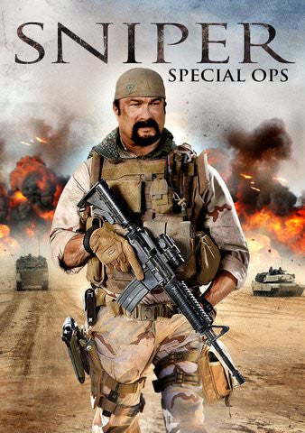 Sniper: Special Ops [Ultraviolet - SD]