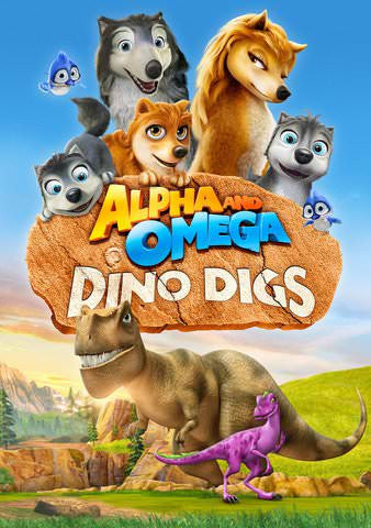 Alpha and Omega: Dino Digs [Ultraviolet - SD]