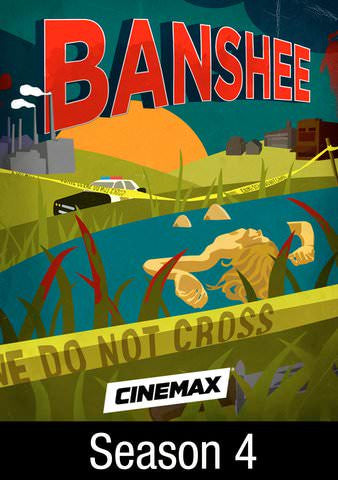 Banshee - Season 4 [iTunes - HD]