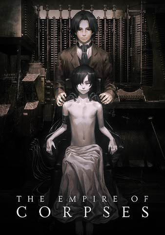 The Empire of Corpses [Ultraviolet - HD]