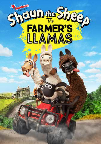 Shaun the Sheep: The Farmer's Llamas [Ultraviolet - SD]