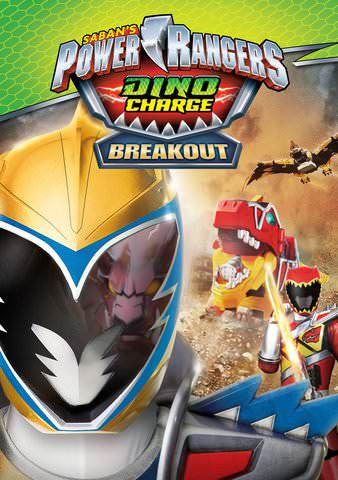Power Rangers Dino Charge: Breakout [Ultraviolet - SD]