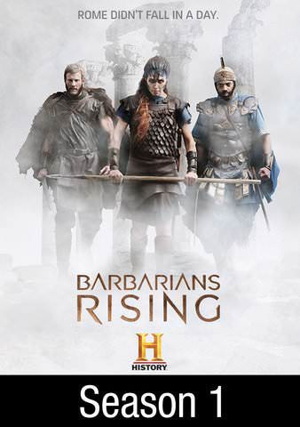 Barbarians Rising - Complete Mini-Series [Ultraviolet - SD]