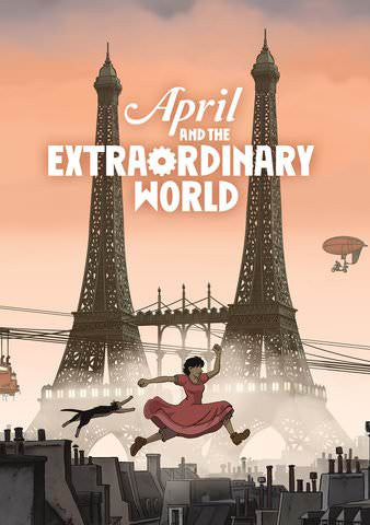 April and the Extraordinary World [iTunes - HD]