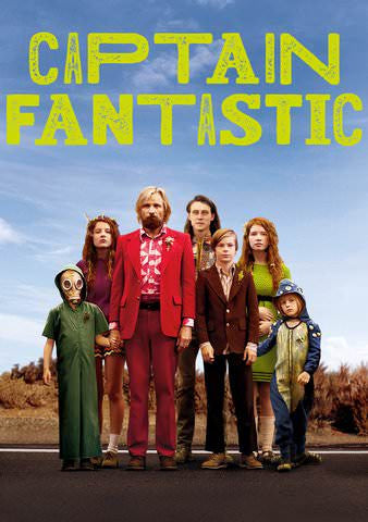 Captain Fantastic [iTunes - HD]