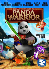 The Adventures of Panda Warrior [Ultraviolet - SD]