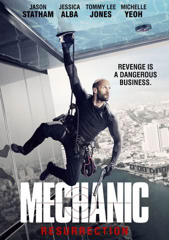 Mechanic: Resurrection [Ultraviolet - SD]
