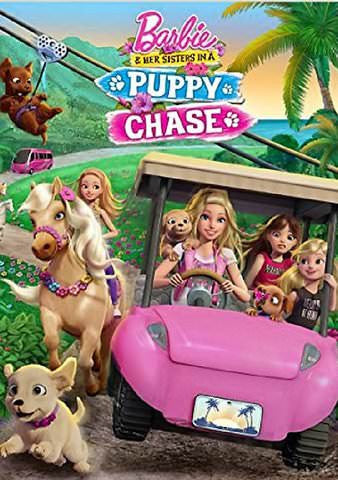 Barbie & Her Sisters in a Puppy Chase [iTunes - HD]