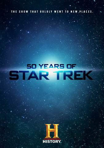 50 Years of Star Trek [Ultraviolet - SD]