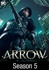 Arrow - Season 5 [Ultraviolet - HD]