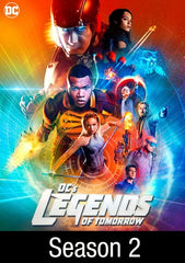 DC's Legends of Tomorrow - Season 2 [Ultraviolet - HD]