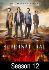 Supernatural - Season 12 [Ultraviolet - HD]
