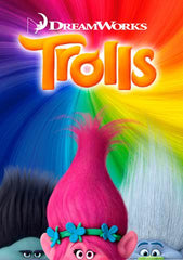 Trolls [Ultraviolet OR iTunes - HDX]