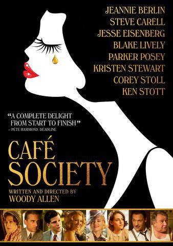 Cafe Society [iTunes - HD]