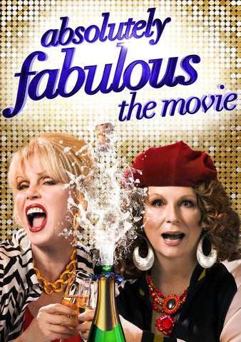 Absolutely Fabulous: The Movie [Ultraviolet OR iTunes - HDX]
