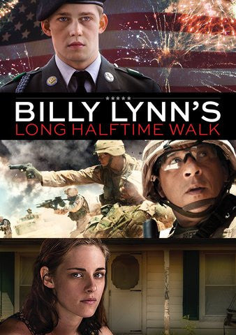 Billy Lynn's Long Halftime Walk [Ultraviolet - HD]